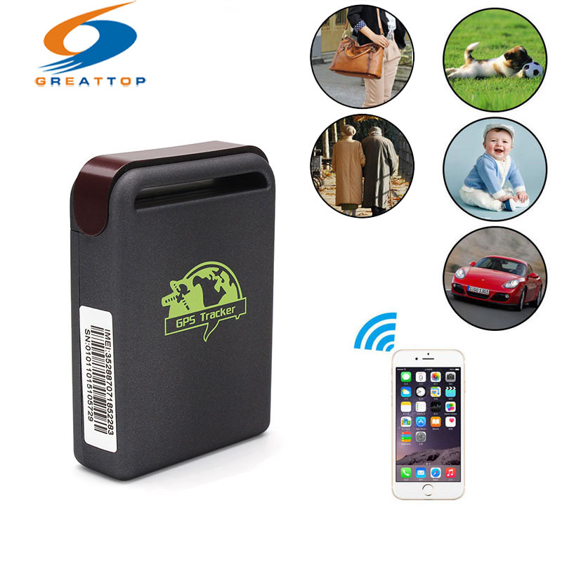 Venta caliente del coche GPS Tracker Mini SPY dispositivo GSM GPRS - Electrónica del Automóvil