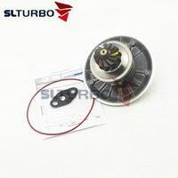 NEW turbo charger CHRA 706977 1/3 for Peugeot Partner 2.0 HDI DW10TD 66 Kw 90 HP 2000 ccm cartridge turbine 0375E6 repair kit