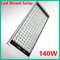 140W AC85-265V 140leds E40 Warm White/White Led Street Light Lamp Outdoor Lighting Streetlight
