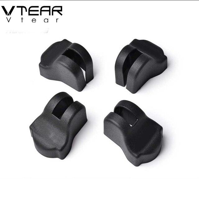 Vtear для Solaris IX35 Focus Qashqai дверной замок защитный фиксатор крышка автомобиля-Стайлинг водостойкий антикоррозионный интерьерный аксессуар