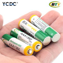 4/8/12pcs/lot BTY-4 1350mAh 4 Pieces BTY Ni-mh AAA 1350mah 1.2V Rechargeable Battery Accumulator цена в Москве и Питере