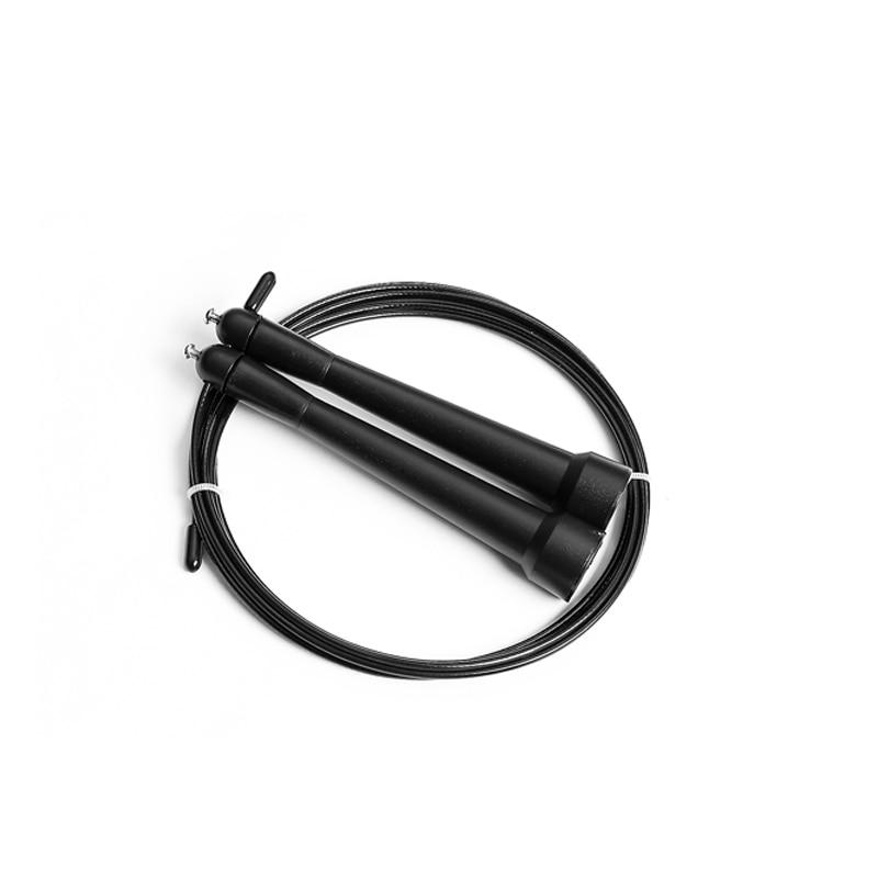 Plastic Handle Speed Jump Rope Med Kuglelejer, Skipping - Fitness og bodybuilding - Foto 3