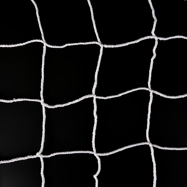 1 Pcs  White Portable Football Net 6x4ft Soccer Goal Post Net  2019 Gift Football Accessories Outdoor Sport Training Tool