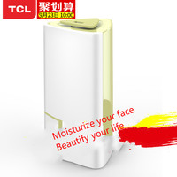Household Room Office Mini Mute Air Conditioning Pure Oxygen Humidifier