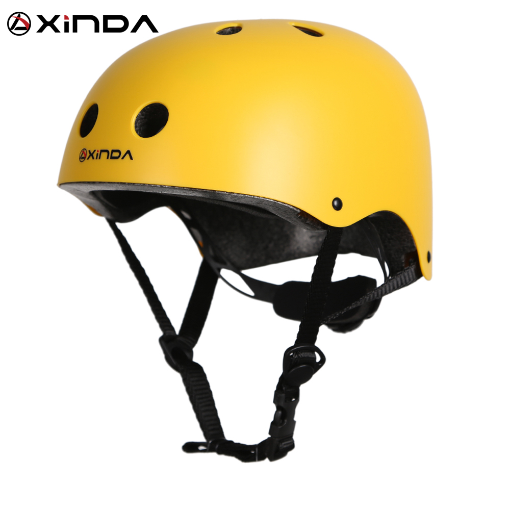 New Xinda Professional Mountaineer Helmet Rock Climbing Head Protection Hard Hat Outdoor Camping & Hiking Riding Drift Helmet
