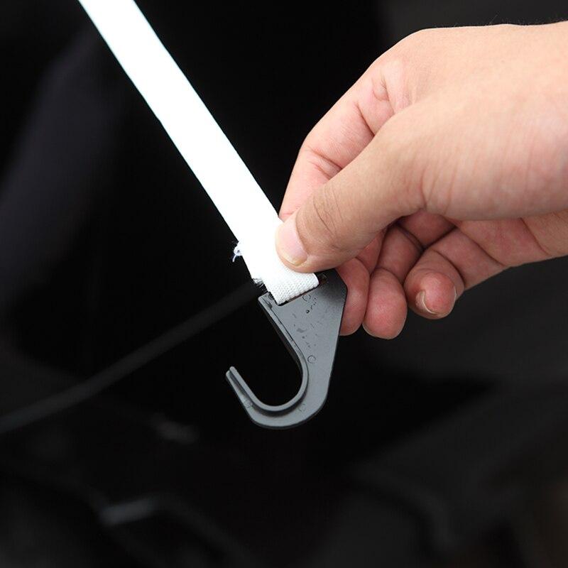 Kayme aluminium halvtäckskydd vattentät bil parasoll solskydd - Exteriör biltillbehör - Foto 3