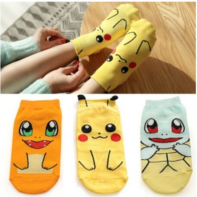 POKEMON THEMED SOCKS