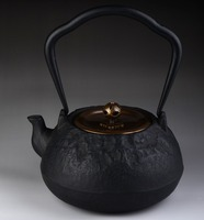 Cast Iron Tea pot Set Japanese TeaPot Tetsubin Kettle 1300ml Teakettle Drinkware Kung Fu Tea Infusers Authentic Wholesale