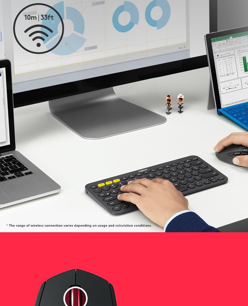 Bluetooth zniżka mysz dwufunkcyjna 6