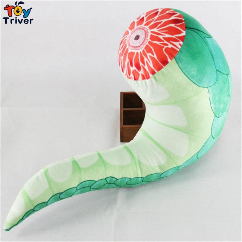60cm Anime Kobayashi-san Chi no Maid Dragon Tail plush toy Soft Dragon Tail pillow Cushion Cartoon Cosplay Toy Birthday Gift