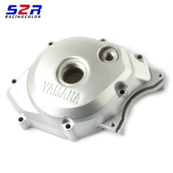 S2R Motorcycle Engine Lift Side Cover Crankcase for YAMAHA YBR125 XTZ125 XTZ XT YBR YB Raptor 125 Magnetic Motor Stator Cover