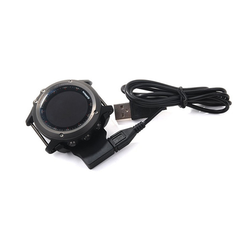 USB Charging Charger Clip for Garmin Forerunner 210 210W 110 110W Approach