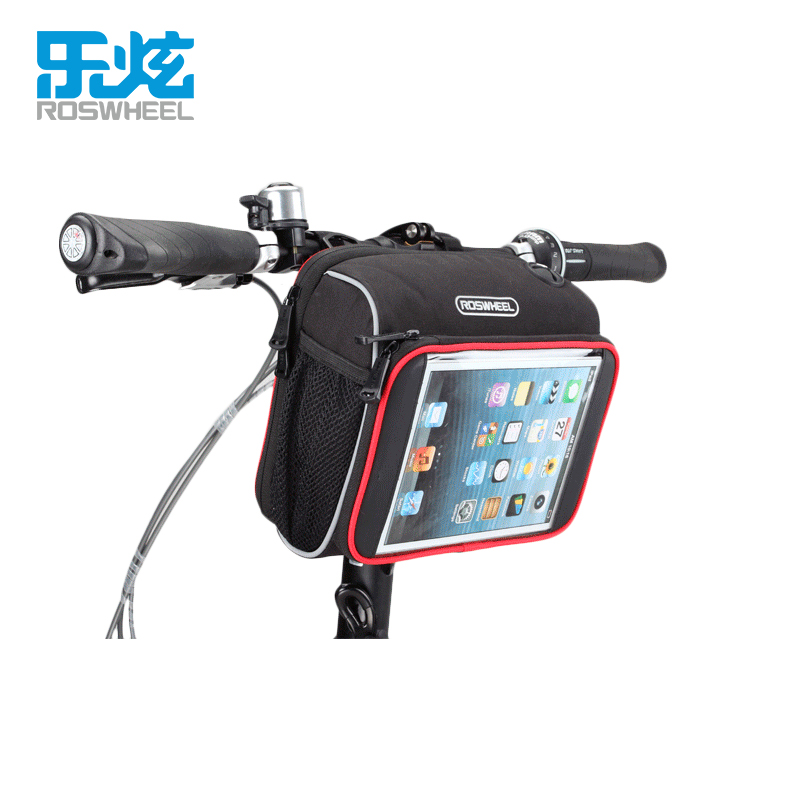 ROSWHEEL bike bag accessories Handlebar basket bycicle cycli