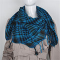 Women Men Stylish Arab Shemagh Keffiyeh Palestine Scarf Shawl Kafiya Wrap Color