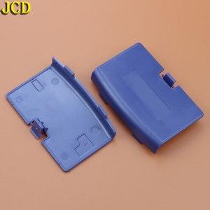 Image 5 - JCD 1 шт., Крышка батарейного отсека для Nintendo Gameboy Advance, замена крышки двери, Игровая приставка, чехол для задней двери GBA