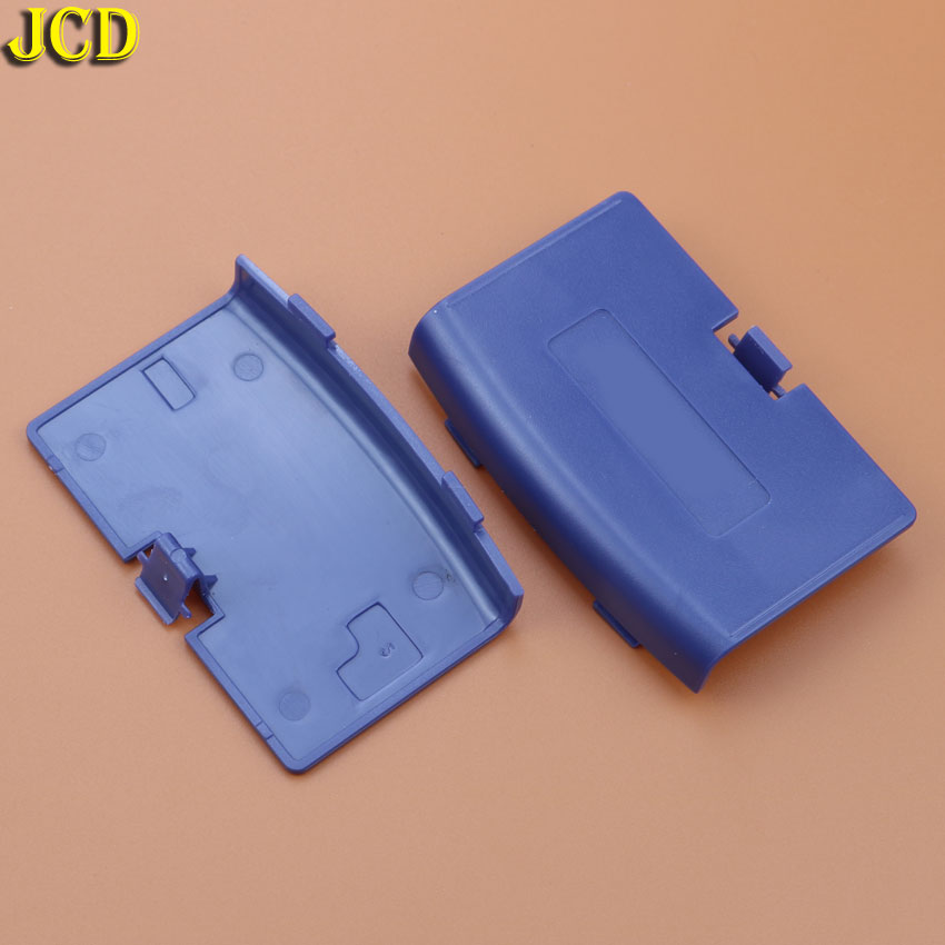 Image 3 - JCD 1pcs For Nintend Gameboy Advance Battery Cover Lid Door Replacement For GBA Console Back Door Case-in Cases from Consumer Electronics