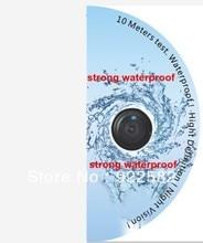 Камера заднего вида зеркало камеры монитор/DVD/VCR AV. Автостоянка камера для заднего вида Резервное копирование HD CMOS, универсальный и водонепроницаемый
