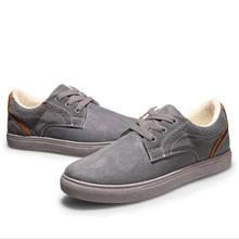 2016 Fashion Men's Boots Warm Cotton Shoes men casual shoes New arrival leather shoes tide solid color Snow winter boots bota