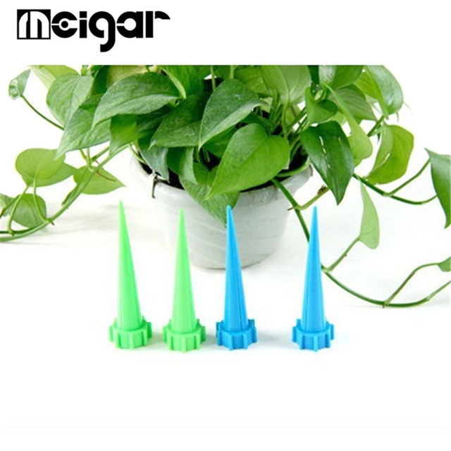 4Pcs Indoor Automatic Watering Kit System Environmental Houseplant on indoor herb growing systems, indoor plant arrangements, indoor hydroponic plant systems, indoor garden lights, indoor fort kits, indoor hydroponic growing systems,