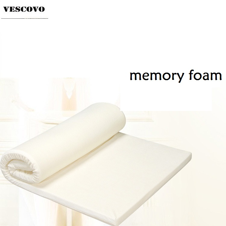 Custom Made Mattress Foam for Bed Mattresses Topper with High Resilience Memory effect Single Double Queen
