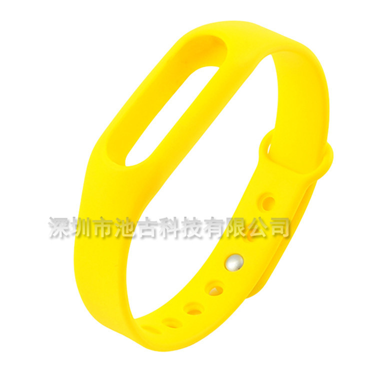 3 For Xiaomi Mi Band 2 New Replacement Colorful Wristband Band Strap Bracelet Wrist Strap B611 181104 bobo wristband watch 2018 replacement band strap metal case cover for xiaomi mi band 2 bracelet 0703