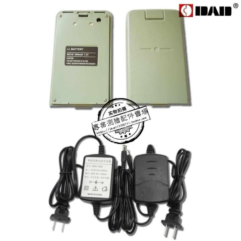 Masse totale station batterie BDC 30 chargeur pour DTM 102 n 102 NC 112 NC 662 r