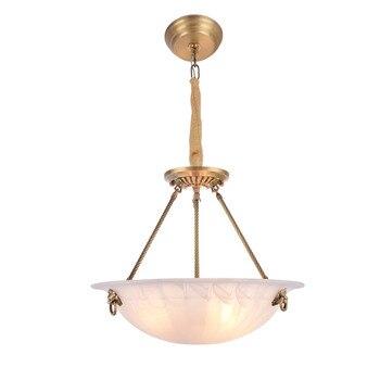 Europäische 6 kopf kronleuchter lampe glas kupfer amerikanische wohnzimmer schlafzimmer esszimmer kreative home hotel shop kunst dekorative