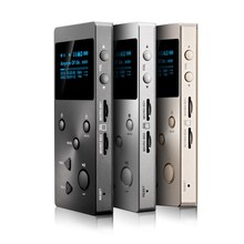XDUOO X3 Professional Lossless MP3 HIFI Music Player with HD OLED Screen Support APE/FLAC/ALAC/WAV/WMA/OGG/MP3 -2017 NEW