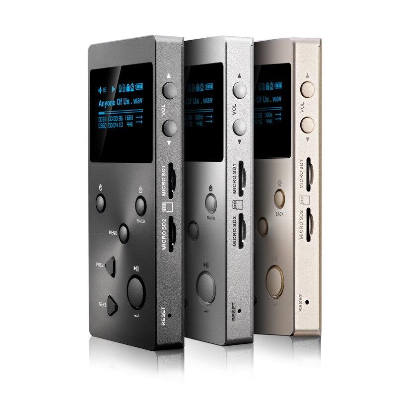 XDUOO X3 Professionnel Sans Perte MP3 Lecteur de Musique HIFI avec HD OLED Écran SINGE/FLAC/ALAC/WAV /WMA/OGG/MP3-2017 NOUVEAU