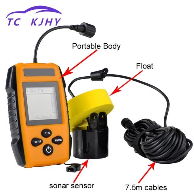 Marine GPS Fish Detector Design of Long Term High Tech Military Sonar Supply Export Platform for Big and Small Fish Detecting