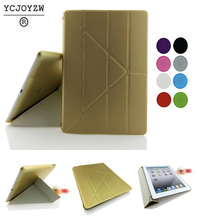 Deform case  For Apple iPad 2 3 4 Smart Case Original 1:1 Tablet Leather For A1460`A1459`A1458`A1416`A1430`A1403`A1395`A1396 цена