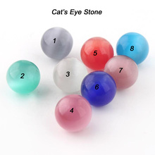 Ball Jewelry 8 Colour Fascinating Crystal 16mm Nice Gift For Pregnant Women