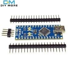 Mini USB CH340 Nano 3.0 ATmega328P Controller Board Compatible For Arduino Nano CH340 USB Driver ATmega328 Nano V3.0(China (Mainland))