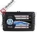 Два Din 8 Дюймов Автомобиля Dvd-плеер Для VW/POLO/PASSAT/Golf/Skoda/Octavia/СИДЕНЬЕ/ЛЕОН С Wi-Fi Радио GPS Навигация 1080 P Ipod FM Карту