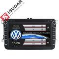 Dos Din 8 Pulgadas de Coches Reproductor de DVD Para VW/POLO/PASSAT/Golf/Skoda Octavia/SEAT LEON Con Wifi Radio Navegación GPS 1080 P Ipod FM Mapa