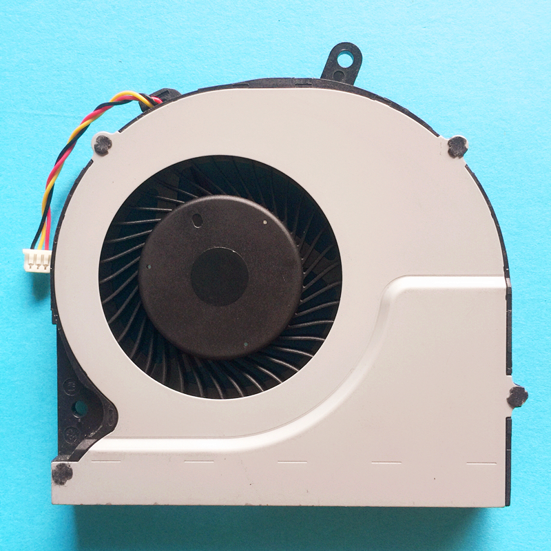 New Laptop CPU Cooling Fan For Toshiba Satellite P55-A5200 P55-A5312 P55-B