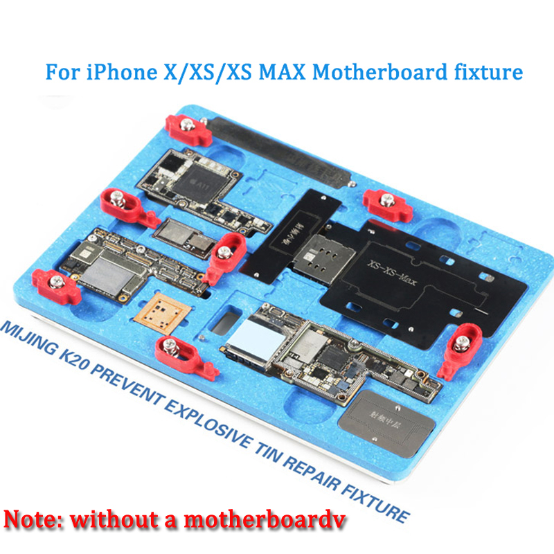 K20 Mobile Phone Repair Motherboard Fixture  For  Iphone X/XS/XS MAX Multi-purpose Compound Fixed Clamp Fixture