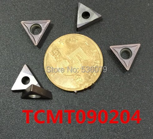 Frete grátis para 10 pcs RRP TCMT090204 VP15TF inserções chato, feita pela fábrica Chinesa, em boa qualidade