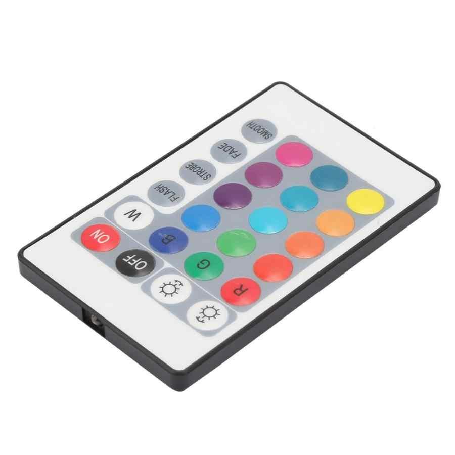 5-24V 24 Ke-y RGB светодиодный беспроводной пульт дистанционного управления USB 6A La-mp эффект ИК-контроллер