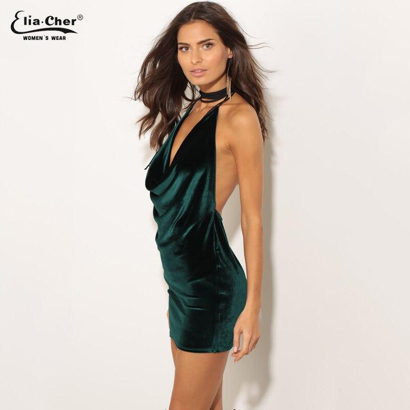 Cowl Neck Party Dresses