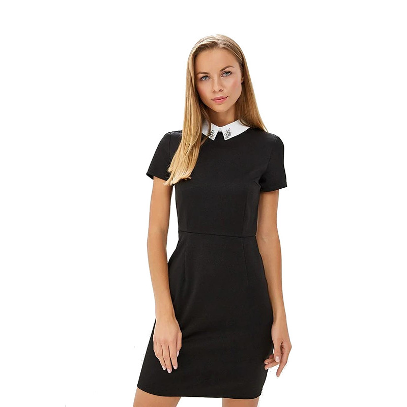 Dresses MODIS M182W00207 dress cotton clothes apparel casual for female for woman TmallFS dresses modis m182w00416 dress cotton clothes apparel casual for female for woman tmallfs