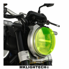 MKLIGHTECH For HONDA CB650R 2019 CB1000R 18-19 Motorcycle Acrylic Headlight Screen Protecter Lens Cover