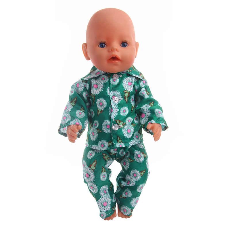 35217b92ff70 Detail Feedback Questions about New small pattern doll pajamas fit ...