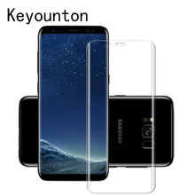 S9 Screen Protector Tempered Glass for Samsung Galaxy S8 Plus S6 S7 Edge 3D Coverage Screen Protector for Samsung S9 Plus Note 8