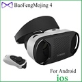 "Original Baofeng Mojing 4 IV Virtual Reality 3D VR Glasses Helmet for 4.7~6"" Android Smartphone or ios Virtual Video Glasses"