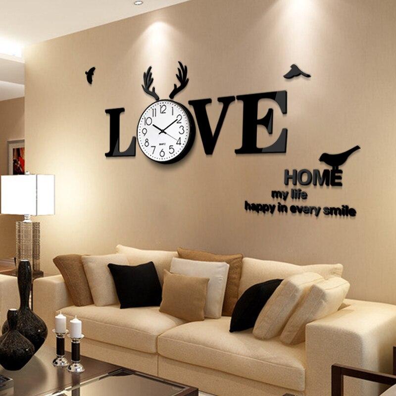 Creativo della vite Del Fiore FAI DA TE Per Bambini a casa camera da letto soggiorno TV sfondo decorazione della parete 3D autoadesivo della parete in acrilico - 3