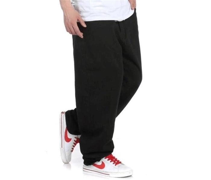 Eminem Rap Hip Hop Mens Flojos Holgados Pantalones Denim Jeans Pantalones Para Hombres Pantalones De Skate 30 46 Fs4957 Pants Winter Pant Suit Plus Sizepants Vest Aliexpress