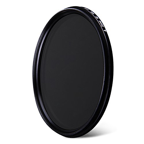 F16540 ZOMEI Glass Slim ND2 400 Neutral Density Fader Variable ND filter Adjustable 67mm
