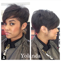 Brazilian Short pixie human cut hair wigs for black women cheap hair full lace lace front hair wigs for women top quality