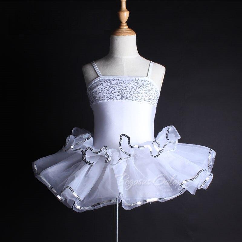 9908eebcd Vestido de baile para adultos Ropa de Ballet para niñas Danse Classique  tutú Ballet niñas ...